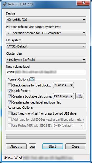How to Create a Bootable Windows 8.1 USB Flash Drive ...