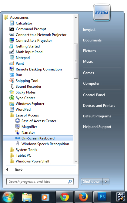 how to close a program on windows with keyboard