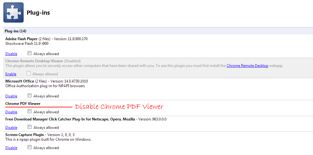 Open PDF,DOC and XLS in browser using C# - The