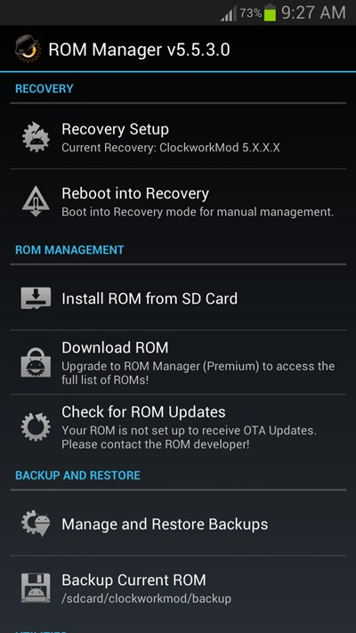 Safe Steps to Install Custom ROM On Rooted Android Device