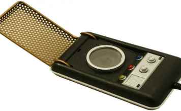 Google Develops Star Trek Style Communicator Device