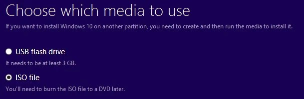 Windows 10 a