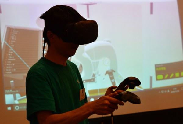 画像2: ユニティ・テクノロジーズ・ジャパンは2016年11月16日、開発プラットフォーム「Unity」向けのVRオーサリングツール「Editor VR」を日本で初めてデモンストレーションを行った。 「Editor VR」は、 H [...] techwave.jp