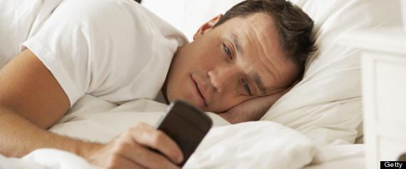 sleep texting