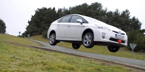Toyota Plans to Build a Hovercar Soon