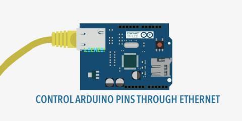 Ethernet Shield - Arduino - Control