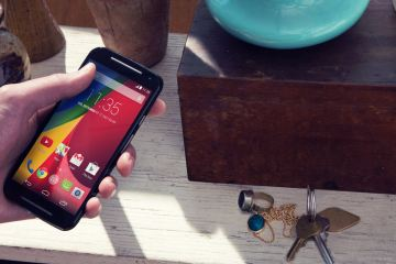 Moto G - Version 2 - India