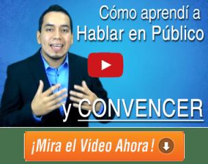 Como aprender a hablar en publico y convencer