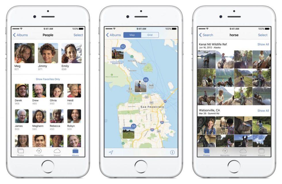 Novo iOS 10 mapas