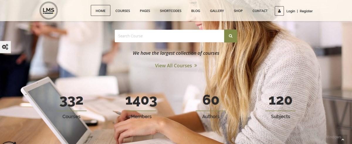17 Temas Para Criar e Oferecer Cursos Online Com WordPress