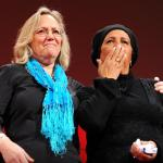 Aicha el-Wafi + Phyllis Rodriguez: The mothers who found forgiveness, friendship