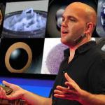 Evan Grant: Making sound visible through cymatics