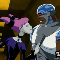 Cyborg can be a real humping machine... and that's what Jinx truly needs right now!