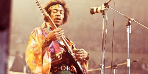 Guitar Guitar Taming the Guitar Jimi Hendrix
