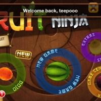 I'm A Fruit Ninja Black Belt