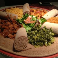 Ethiopian Food and Coffee @ Pero Restaurant and Lounge