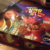 Board Games: King of Tokyo, Ricochet Robots and Survive!