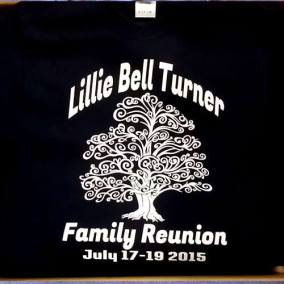 Lillie Bell Turner Family Reunion, Indianapolis, IN