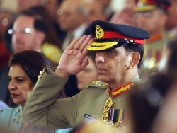 Pakistan Chief of Army Staff - General Ashfaq Kiyani