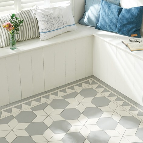 Originalstyle Victorian floortiles