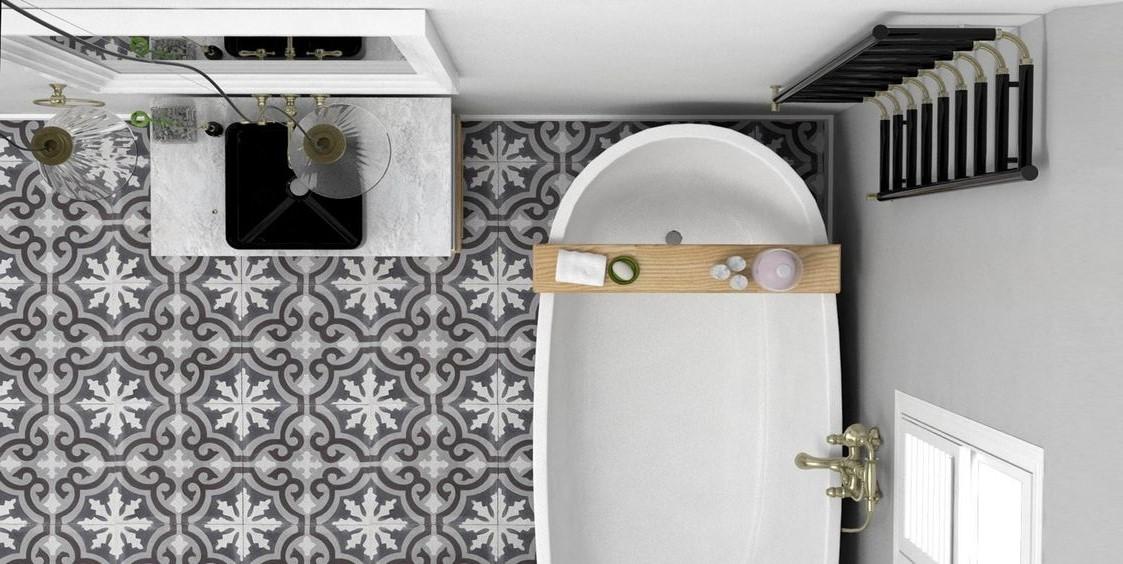 Portugese Tegels Badkamer : Portugese tegels badkamer tegelaer