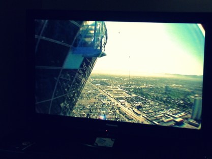 Bungee Jump - im TV