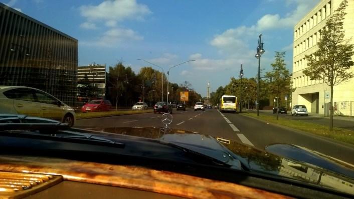 Berlin Cabrio Siegessäule