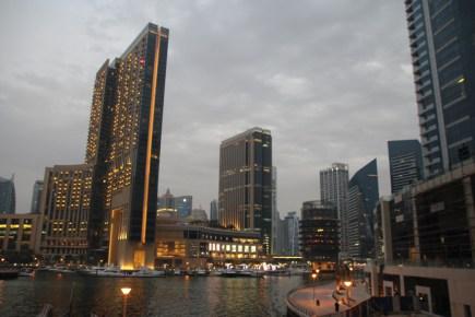 Skyline von Dubai