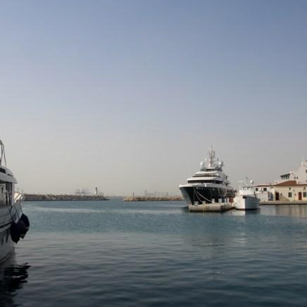 Luxus auf Zypern - Yachten
