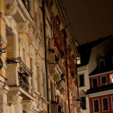 Voller Überraschungen in der Neustadt