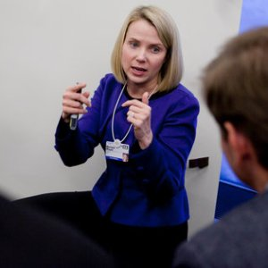 Yahoo! Hires Marissa Mayer As President And CEO