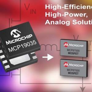 HV Analog Buck PWM Controller With Integrated MOSFET Drivers, and High-Speed, Low-FOM MOSFET