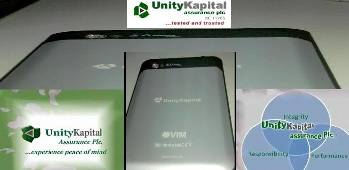 Download Unity Kapital Assurance App