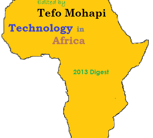 [eBook] Technology In Africa – 2013 Digest