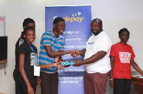 Stanbic Bank supports app developers in Ghana's KNUST