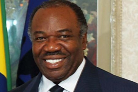 Africa needs help to develop, says Ali Bongo Ondimba, President of Gabon