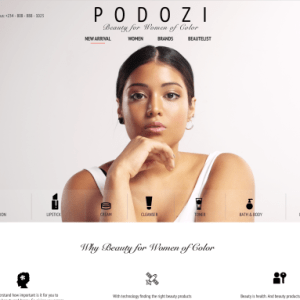 Nigerian startup Podozi pitched in 500 Startups' 16th Demo Day