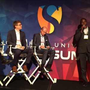 Global Grand Challenges – Zenvus Smartfarm presents at SU Global Summit