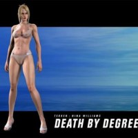 Nina Williams' new outfit will create great distraction for her male opponents...