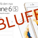 iPhone för 1 krona — ett erbjudande som står dig dyrt