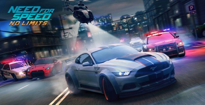 Need For Speed No Limits indir