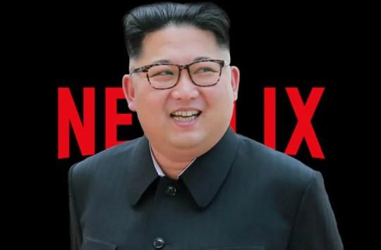 Korea Kaskazini netflix