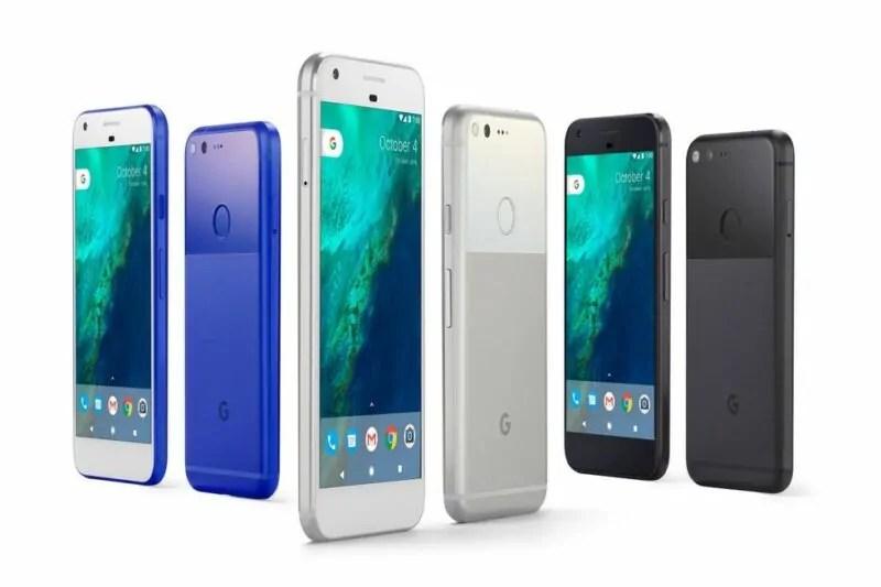 Google watambulisha simu mpya, zifahamu Google Pixel na Pixel XL