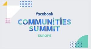 facebook communities summit 2018