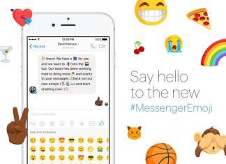 facebook messenger 1500 yeni emoji geldi