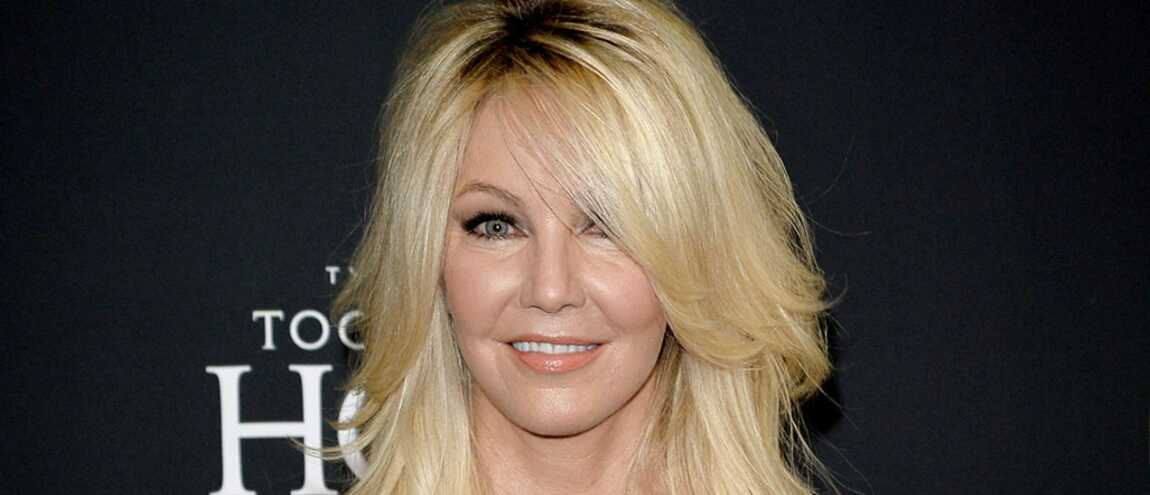 Heather Locklear  de retour en cure de d    sintoxication   tele loisir