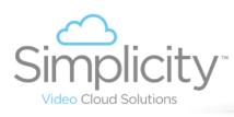 Simplicity Video logo