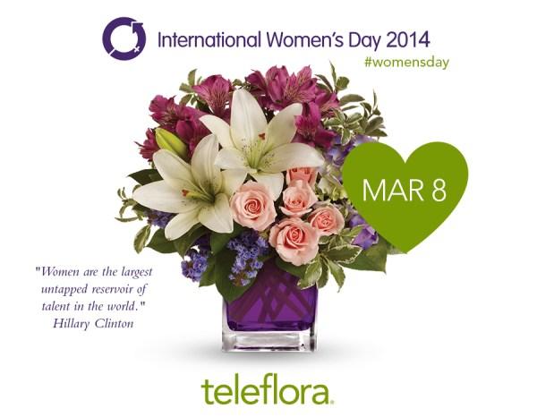International Women's Day quote