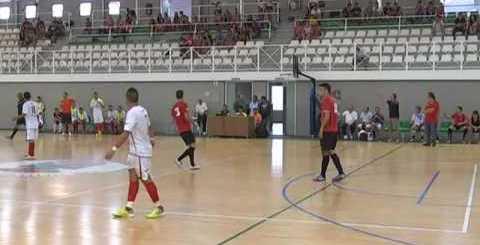 El CD Estadio organiza su torneo de fútbol sala