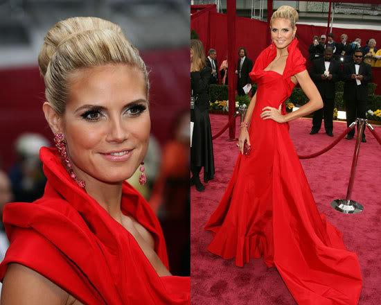 röd klänning asos